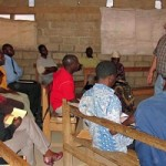 Serving the church in Africa